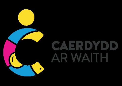 Caerdydd Ar Waith Logo